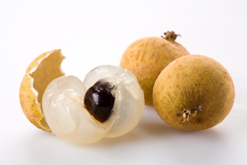 longan - exotic fruit