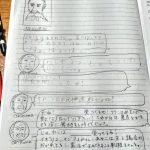 社会日本の歴史をLINE風にまとめてみた。